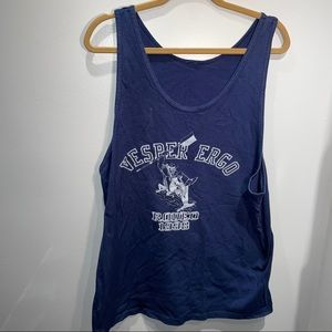 Vintage 90s rodeo tank shirt medium
